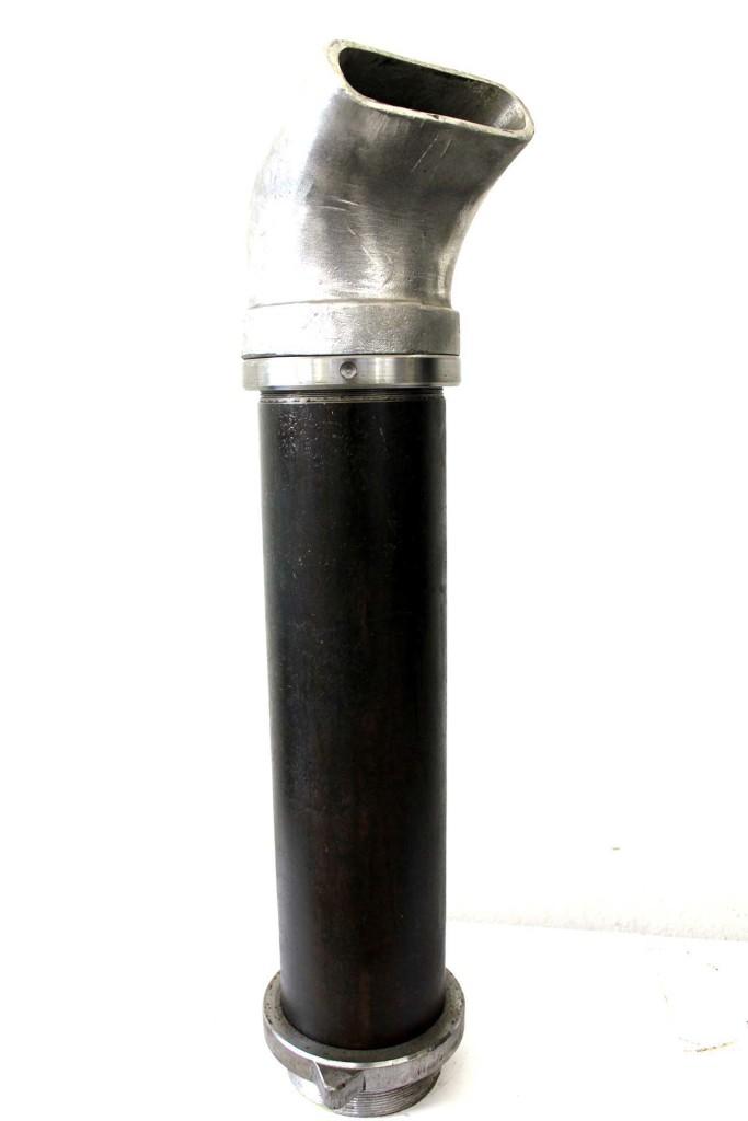 marmitta completa landini L25 primo tipo